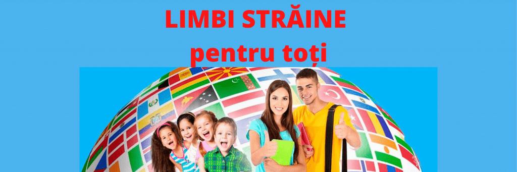 Clubul Raduga - limbi straine