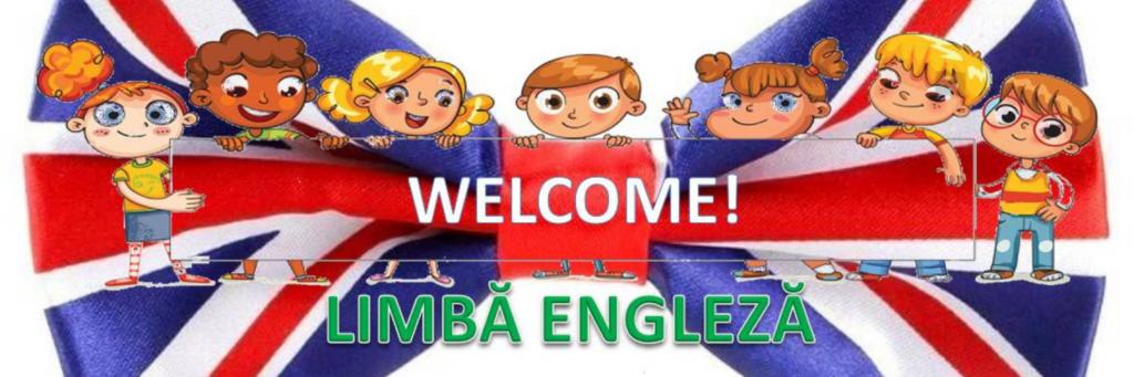 Curs engleza copii